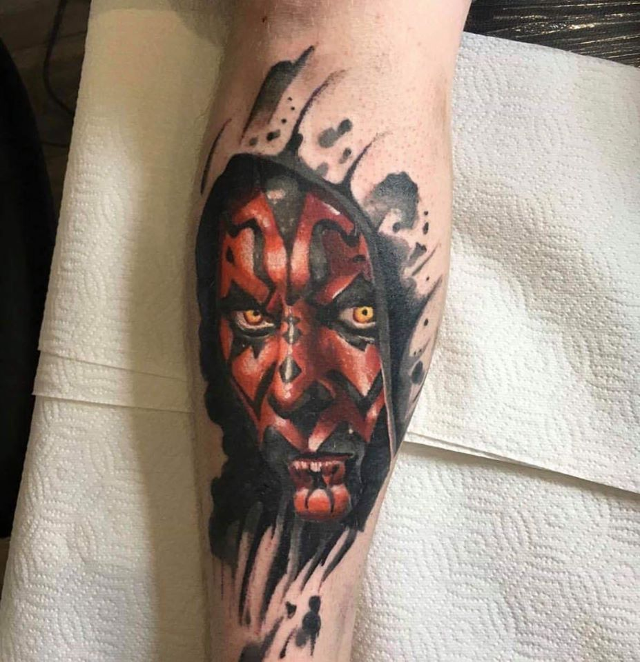 View Darth Maul by Chris Webely