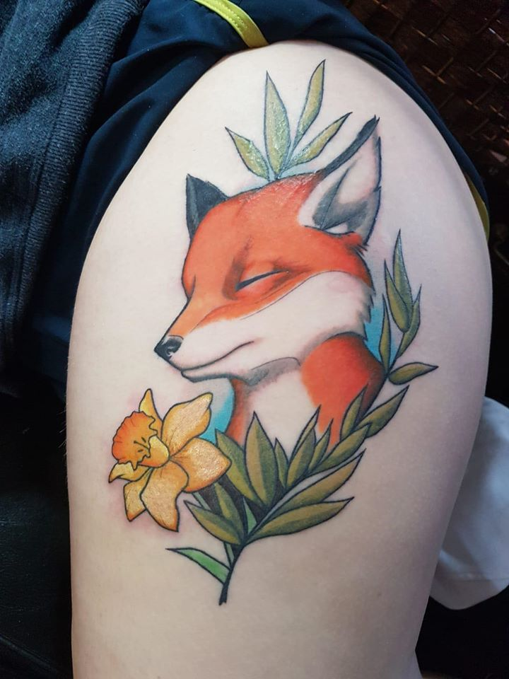 View Fox by Nathan Green