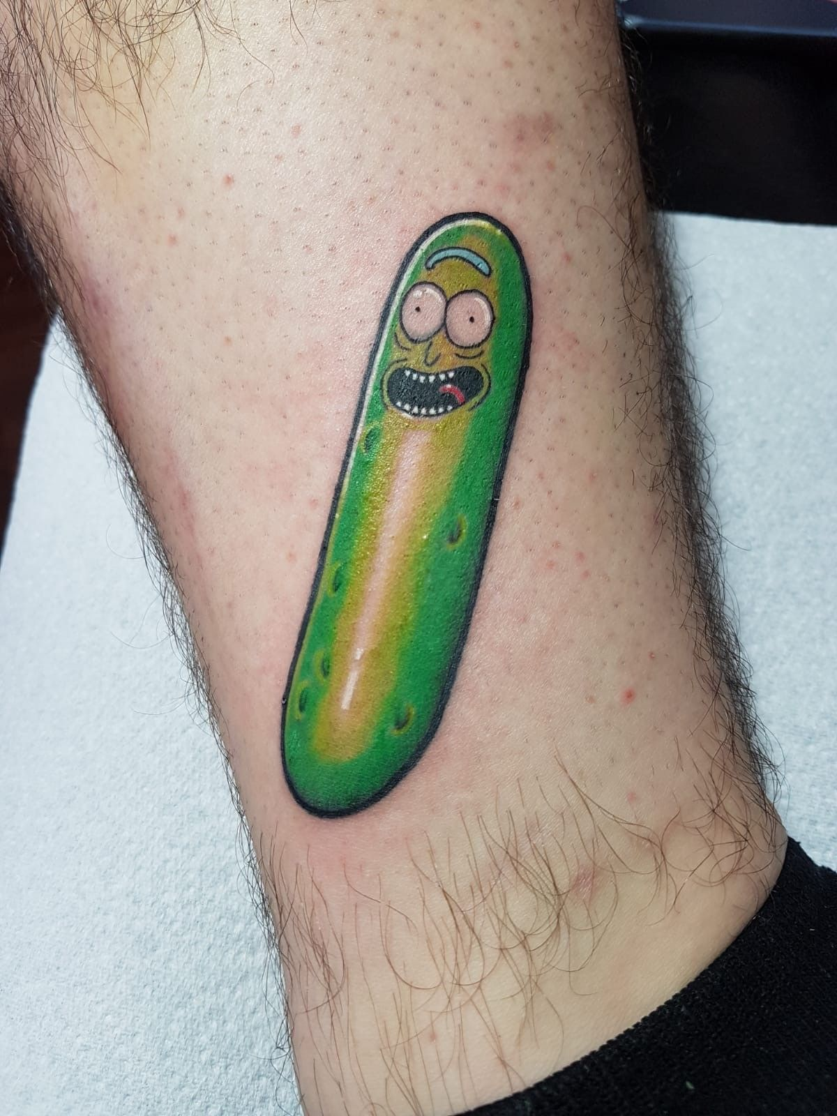 View Pickle Rick by Nathan Green